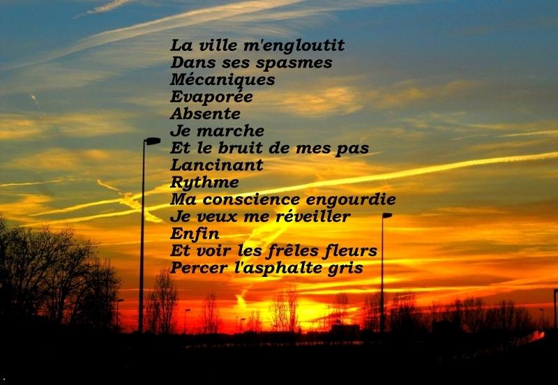 Crepuscule poeme